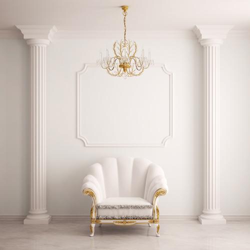 white chair 500 square