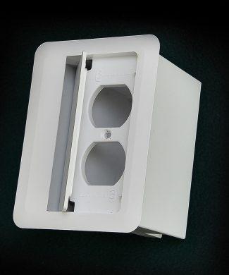 Full Assembly Old Work Box Standard Socket resize