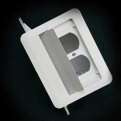 Hidden Electrical Outlet Box